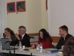 SPD Veranstaltung - 23.04.2008