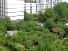 """Kleingartenanlage """"Bundesallee"""" und Werner-Bockelmann-Haus"""