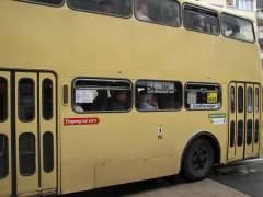 BVG Traditionsfahrt mit historischen Bussen 12.5.2007