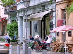 Café Reet am Klausenerplatz 5