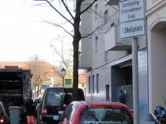 Carsharing im Kiez - Stellplatz Klausenerplatz 2