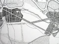 Charlottenburg, Lietzow und Hopfenbruch / Bildquelle Wikipedia
