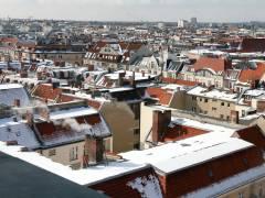 Charlottenburg im Winter 2013