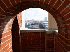 Blick auf Charlottenburg
