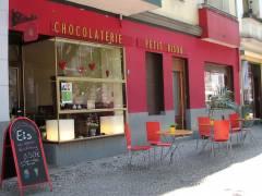 Chocolaterie Petit Bisou in der Knobelsdorffstraße 25