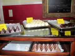 Chocolaterie Petit Bisou in der Knobelsdorffstraße - Leckereien zum Verwöhnen