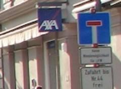 Knobelsdorffstraße gesperrt