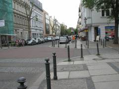 Ecke Danckelmannstraße/Seelingstraße - Juni 2012