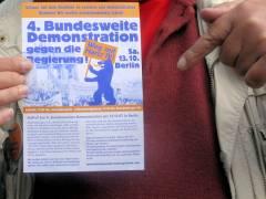 "Demo ""Weg mit Hartz IV"" 13.10.2007"