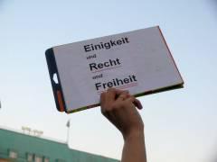 Demo gegen einen Überwachungsstaat 22.9.2007