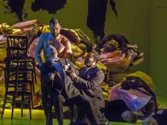 """""""Tod in Venedig"""" an der Deutschen Oper / Foto © Frank Wecker"""