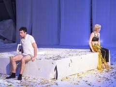 """""""Dido"""" in der """"Tischlerei"""" der Deutschen Oper Berlin / Foto © Frank Wecker"""