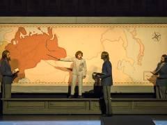 """""""Boris Godunow"""" von Modest P. Mussorgski in der Deutschen Oper / Foto © Frank Wecker"""