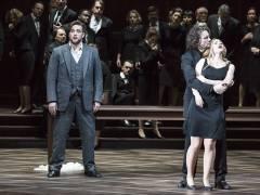 """""""Das Wunder der Heliane"""" an der Deutschen Oper / Foto © Frank Wecker"""