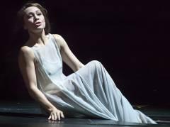 """""""Hoffmanns Erzählungen"""" an der Deutschen Oper - Irene Roberts als La Muse / Foto © Frank Wecker"""