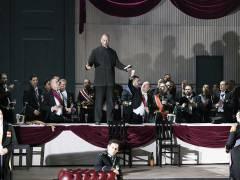 """""""Die Hugenotten"""" in der Deutschen Oper / Foto © Frank Wecker"""