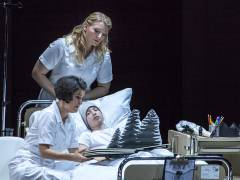"""""""L'Invisible"""" in der Deutschen Oper / Foto © Frank Wecker"""