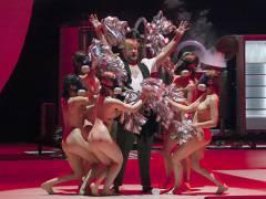 """""""Die Entführung aus dem Serail"""" - eine Inszenierung von Rodrigo Garciain an der Deutschen Oper Berlin / Foto © Frank Wecker"""