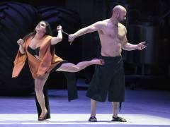 """""""Die Entführung aus dem Serail"""" in der Deutschen Oper Berlin / Foto © Frank Wecker"""
