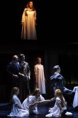 """""""Salome"""" in der Deutschen Oper/ Foto © Frank Wecker"""