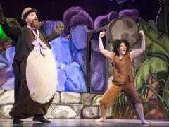 """""""Das Dschungelbuch"""" im Theater am Kurfürstendamm / Foto © Frank Wecker"""