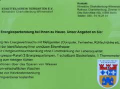 Klimabüro im Rathaus Charlottenburg