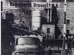 Engelhardt-Brauerei um 1973