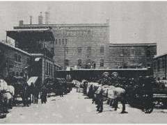 Kaiser-Brauerei um 1910