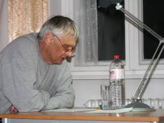 Michael Roeder liest aus Erich Maria Remarques Roman Im Westen nichts Neues