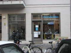 Fahrradladen in der Nehringstraße