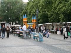 Familienfest auf dem Klausenerplatz
