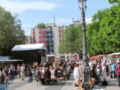 Kinder- und Familienfest auf dem Klausenerplatz