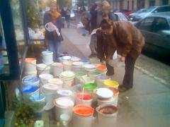 Farbenrausch in der Seelingstraße