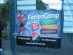 Feriencamps des des 1. FC Wilmersdorf