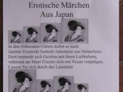 Erotische Märchen aus Japan im Fedora
