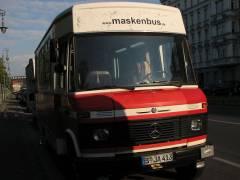 Mobiler Masken-Service