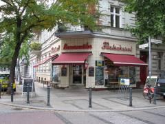 Fleischerei Bauermeister in der Danckelmannstraße
