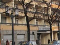 Bisheriges Jugendhotel am Kaiserdamm 3