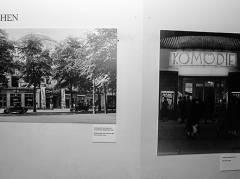 """Ausstellung """"Boulevard Berlin""""  in der Komödie am Kurfürstendamm / Foto © Frank Wecker"""