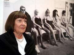 June Newton, Inspiratorin der Ausstellungen der Helmut Newton Stiftung im Museum für Fotografie / Foto © Frank Wecker