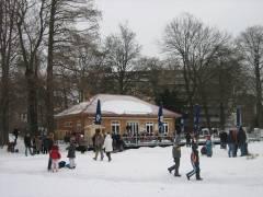 Winterspaß auf dem Lietzensee / Foto Kalima