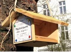 Vogelhäuschen - ein Projekt von Schülern der Eosander-Schinkel-Grundschule