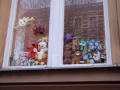Fenstergucker in der Seelingstraße