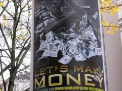 Filmplakat am Klausenerplatz