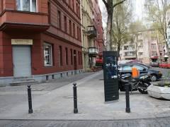 """Wall"" im Kiez - Nehringstraße/Christstraße"