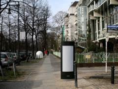 """Wall"" im Kiez - Schloßstraße/Otto-Grüneberg-Weg"