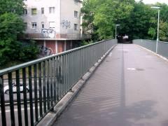 Wangenheimsteg (Grunewald) / Foto MichaelR