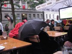 Public Viewing im Kiez - 19.06.2008
