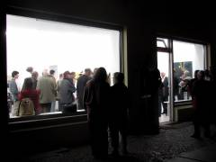 Eröffnung der Galerie am Savignyplatz - jetzt am Klausenerplatz! (Nehringstraße 29) vom 11. September 2009