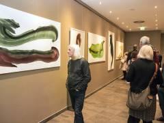 """Galerie Carlos Hulsch - jetzt im Hotel """"abba"""" (Lietzenburger Straße 89) / Foto © Frank Wecker"""